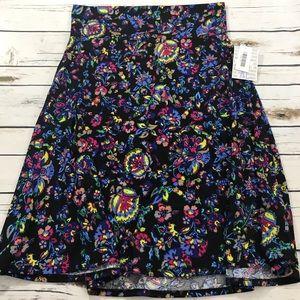 NWT lularoe Azure skirt size XL